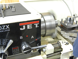 Order Spindle Component Manufacturing