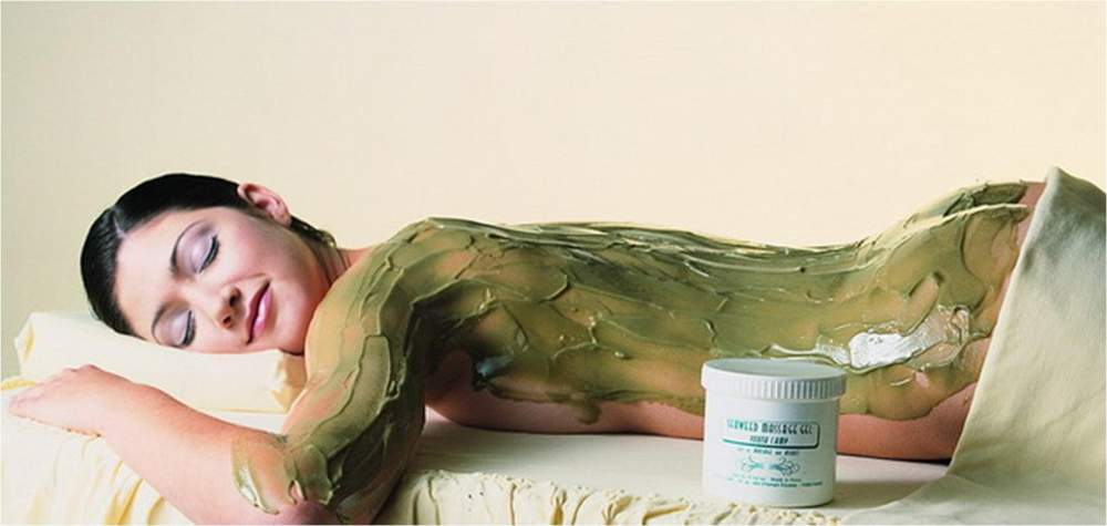 Order Seaweed Body Wrap