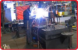 Order Welding service