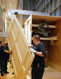 Order Packing, crating, and loading