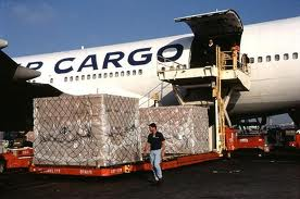 Order Air Freight Shipments