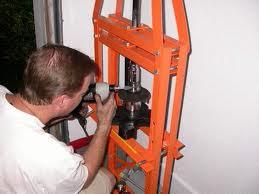 Order Grinder Spindle Bearing Repair