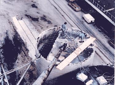Order Deteriorated Concrete Repair Services
