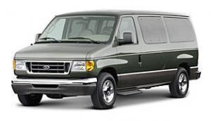 Order 8-12 Passenger Van
