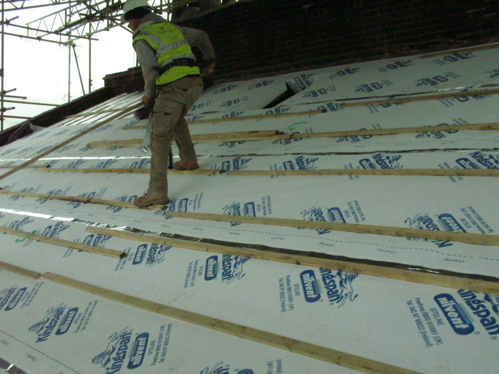Order New Roof Construction