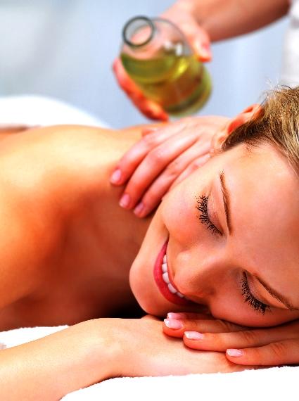 Order Aromatherapy Massage