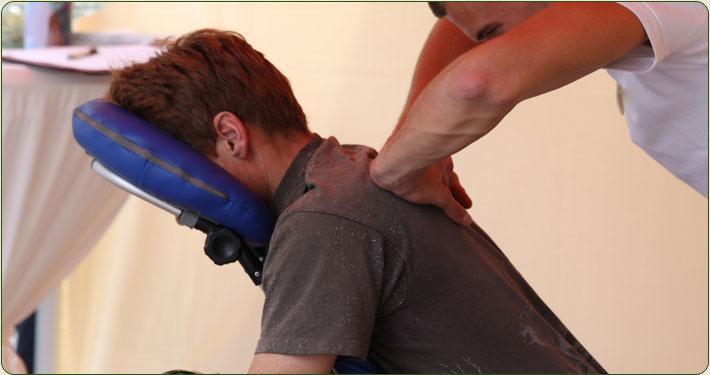 Order Chair Massage