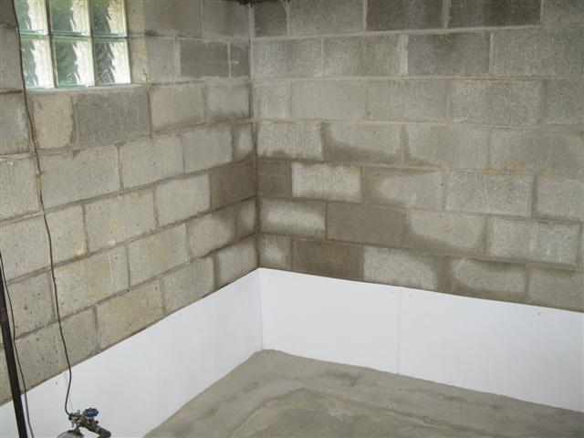 Order Basement Waterproofing