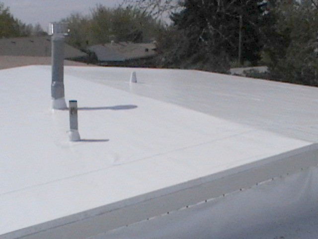 Order Low-Slope Roofing System Services