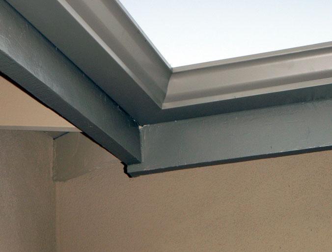 Order Seamless Rain Gutters Installation