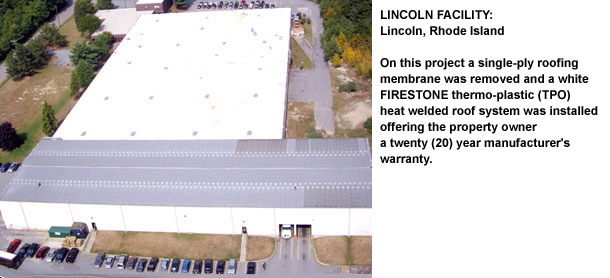 Order Industrial Roofing Services