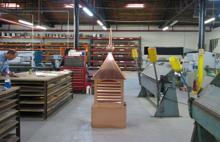 Order Sheet Metal Work and Services