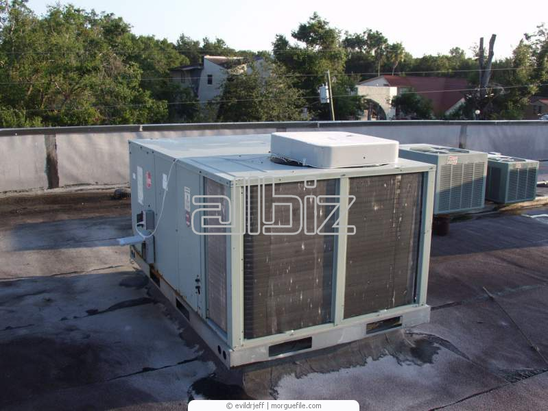 Order Air Conditioning