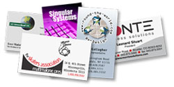 Order Business Cards Printing Services