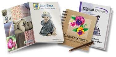 Order Manuals, Booklets, and Catalogs Printing Services
