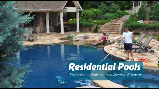 Residential Swimming Pool Maintenance