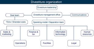 Order Divestiture Services