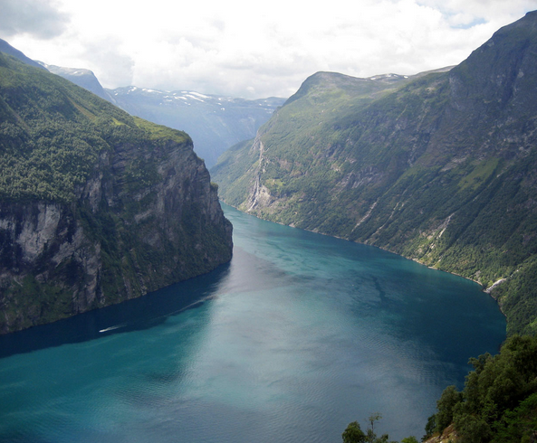 Order Splendor of Norway Tour