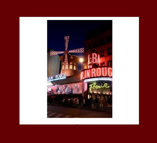 Order Moulin Rouge Show Paris Tour