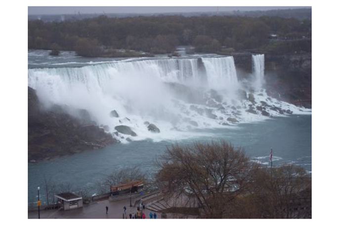 Order Niagara Falls Day Trip from New York by Air Tour
