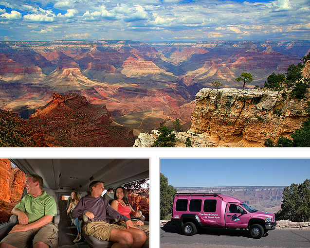Order Grand Canyon Experience Tour