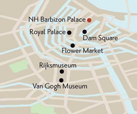 Order Amsterdam Getaway Tour