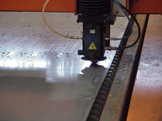 Order Laser Cutting