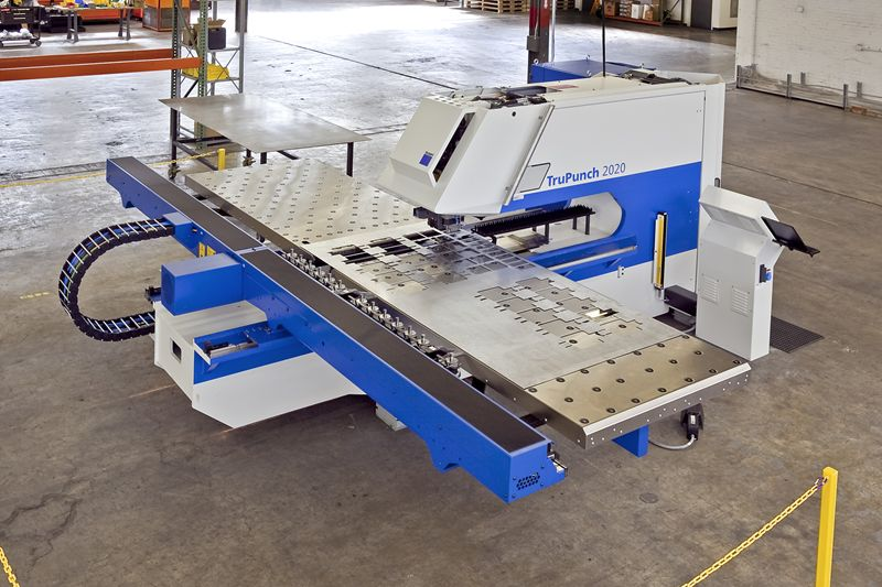 Order CNC Stamping