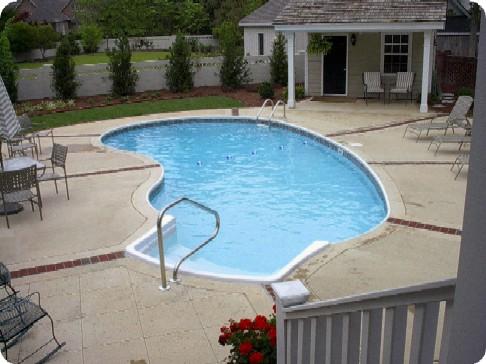 Order Pool Renovation