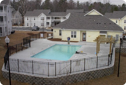 Order Commercial Pool Services