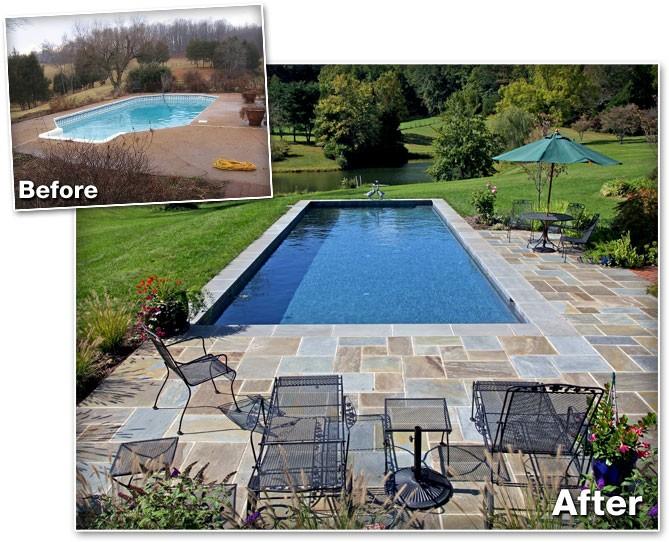 Order Swimming Pool and Spa Renovation