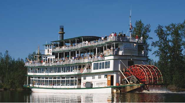 Order Riverboat Discovery Cruise