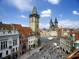 Order Prague Vienna and Budapest Tour
