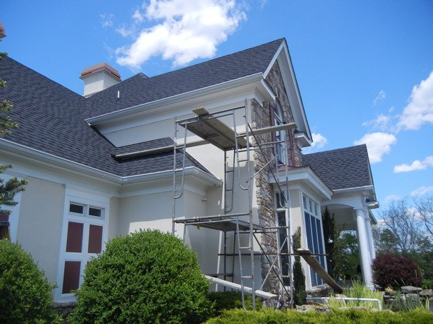 Order Stucco, new and restoration