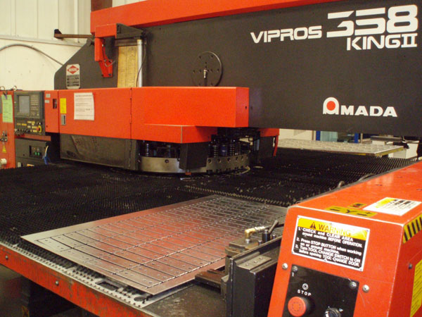 Order CNC Punching