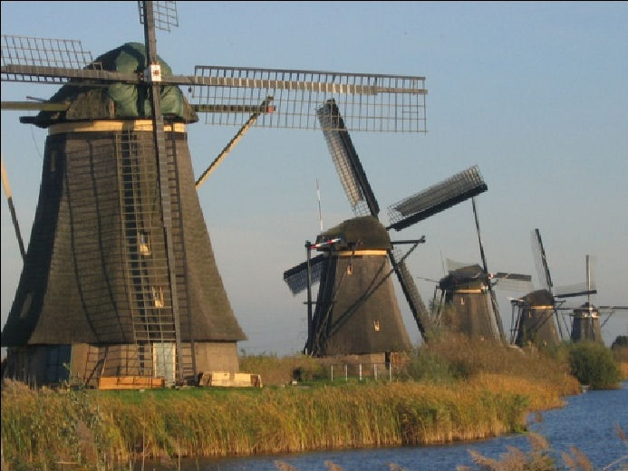 Highlights of Holland Bike Tour