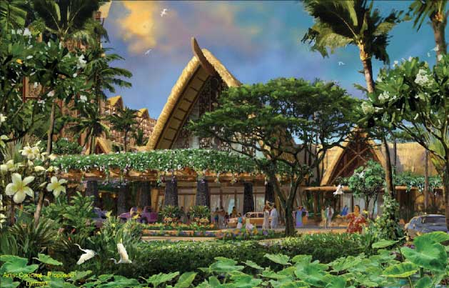 Order Aulani, A Disney Resort & Spa Vacation