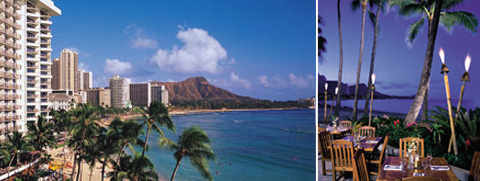 Order Outrigger Waikiki on the Beach Vacation