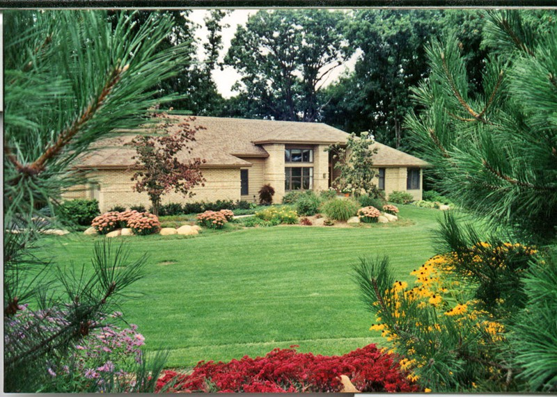 Order New Home Site Landscaping