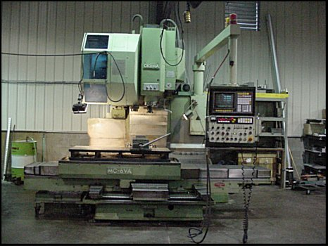 Order Verticle Milling Machine Services