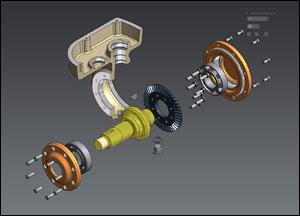Order 3-D modeling services