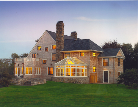 Order Historic Shingle-Style Home