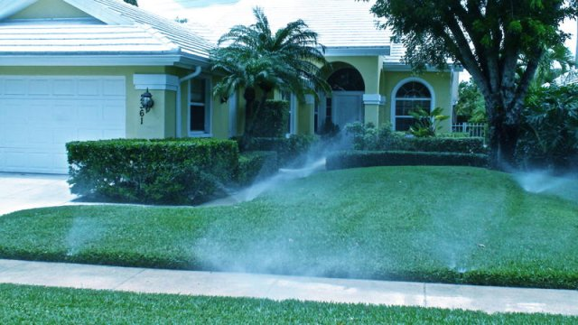 Order Irrigation Maintenance & Repair