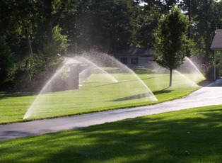 Order Irrigation Systems Installations