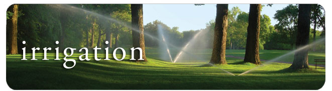 Order Professional Irrigation Design, Service & Installations