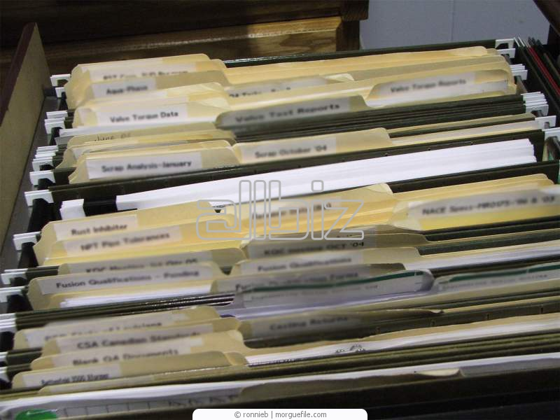 Order Archiving Services