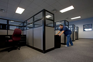 Order Modular Furniture Installation