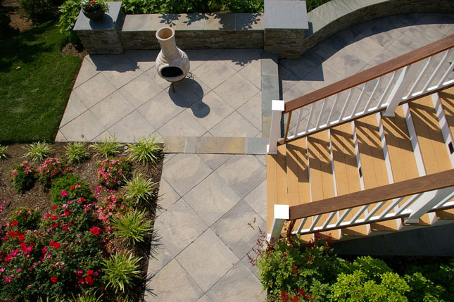 Order Hardscaping Services