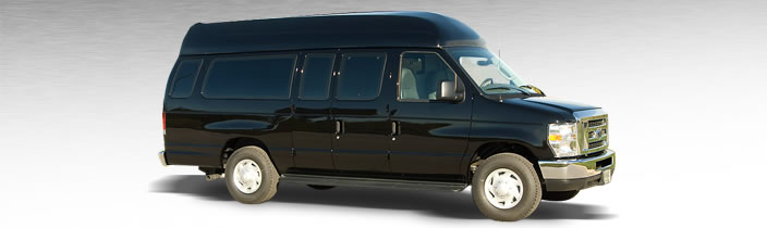 Order Executive Van - 6 pax Rental