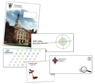 Order Full Color Envelope Printing